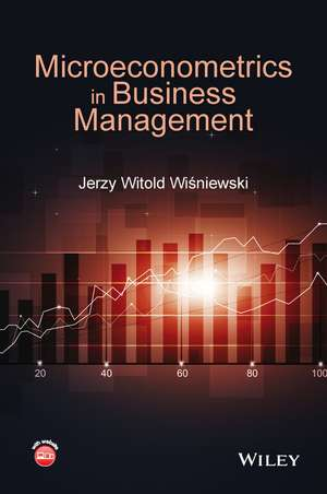 Microeconometrics in Business Management