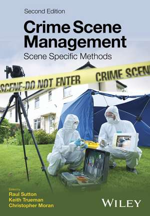 Crime Scene Management imagine