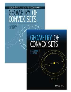 Geometry of Convex Sets Set