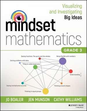 Mindset Mathematics: Visualizing and Investigating Big Ideas, Grade 3 imagine