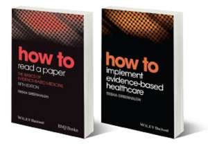 How to Implement Evidence–Based Healthcare Set