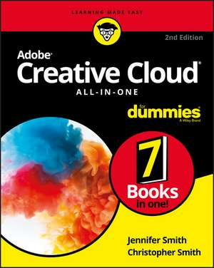 Adobe Creative Cloud All–in–One For Dummies