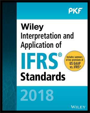 Wiley Interpretation and Application of IFRSStandards