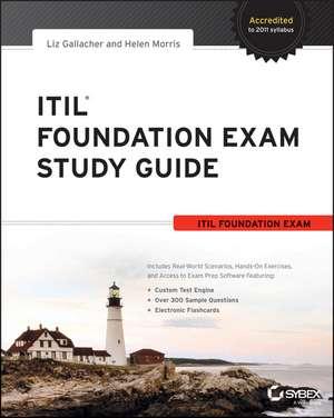 ITIL Foundation Exam Study Guide imagine