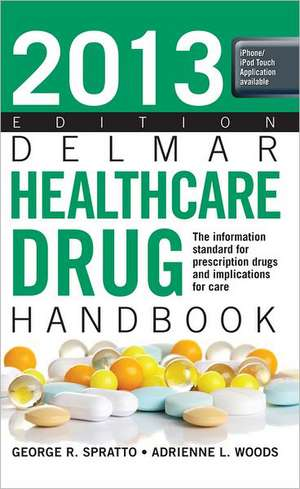 Delmar Healthcare Drug Handbook: The Information Standard for Prescription Drugs and Implications for Care