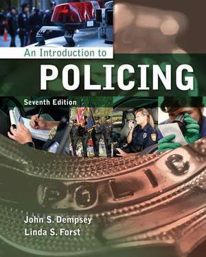 An Introduction to Policing de Linda Forst