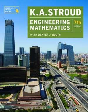 Engineering Mathematics de K.A. Stroud