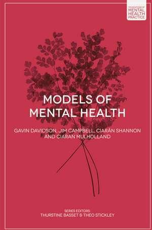 Models of Mental Health imagine
