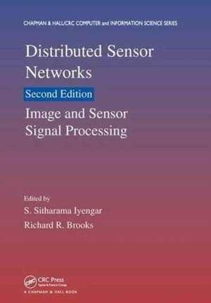 Distributed Sensor Networks, Second Edition de S. Sitharama Iyengar