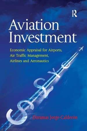 Aviation Investment de Doramas Jorge-Calderon