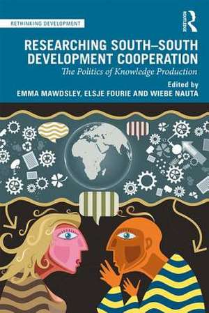 Researching South-South Development Cooperation