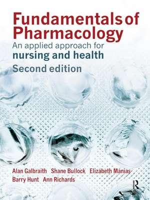 Fundamentals of Pharmacology