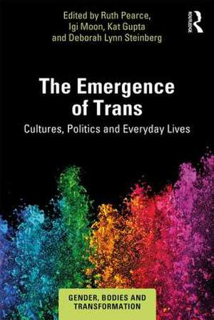 The Emergence of Trans de Ruth Pearce
