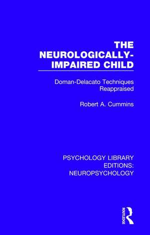 NEUROLOGICALLY-IMPAIRED CHILD PLE de CUMMINS