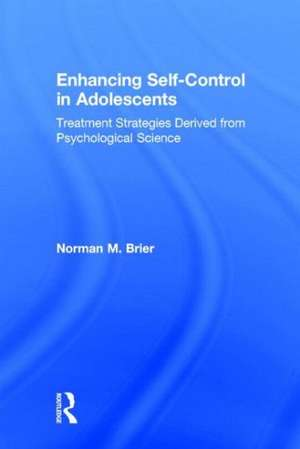 Enhancing Self-Control in Adolescents