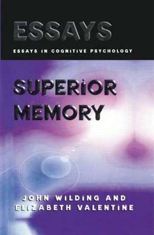 Superior Memory de Elizabeth R. Valentine
