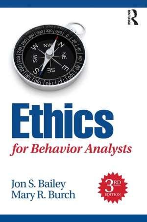 Ethics for Behavior Analysts, 3rd Edition imagine