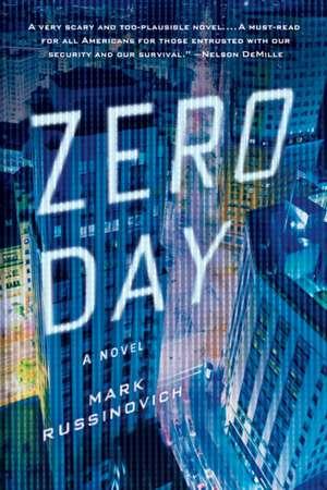 Zero Day de Mark Russinovich