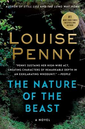 The Nature of the Beast de Louise Penny