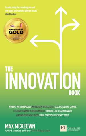 The Innovation Book de Max McKeown