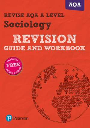 Chapman, S: Revise AQA A level Sociology Revision Guide and de Steve Chapman
