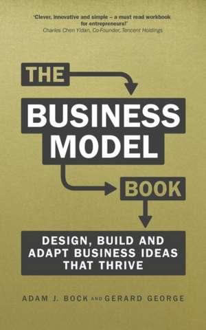 Brilliant Business Models de Adam J. Bock