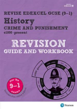 Pearson Edexcel GCSE (9-1) History Crime and Punishment in B de Kirsty Taylor