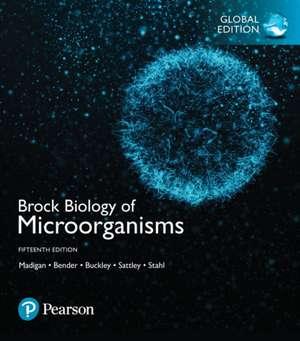 Brock Biology of Microorganisms, Global Edition imagine