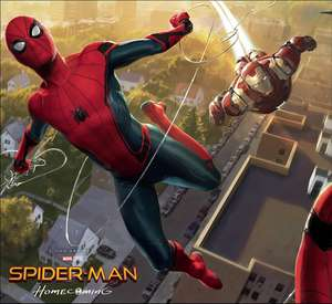 Spider-Man: Homecoming - The Art of the Movie de Eleni Roussos