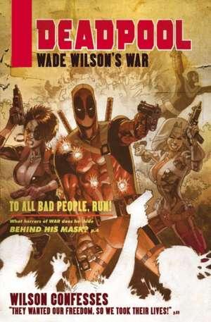 Deadpool Classic Vol. 17: Headcanon imagine