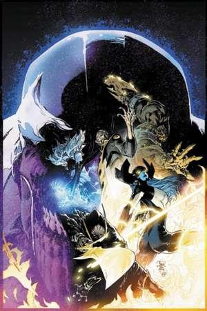 Black Order: The Warmasters Of Thanos de Derek Landy