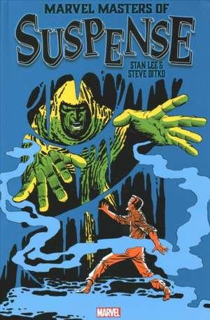 Marvel Masters Of Suspense: Stan Lee & Steve Ditko Omnibus Vol. 1 de Steve Ditko