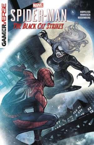 Marvel's Spider-man: The Black Cat Strikes imagine
