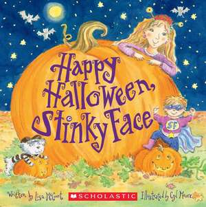 Happy Halloween, Stinky Face de Lisa McCourt