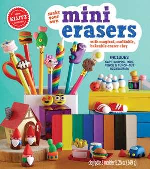 Make Your Own Mini Erasers de Klutz
