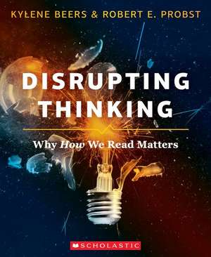 Disrupting Thinking imagine