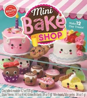 Mini Bake Shop de  Editors of Klutz