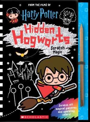 Hidden Hogwarts: Scratch Magic imagine
