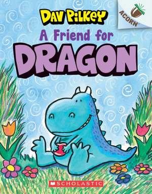 A Friend for Dragon: An Acorn Book (Dragon #1) imagine
