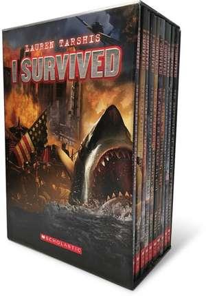 I Survived: Ten Thrilling Stories (Boxed Set) de Lauren Tarshis