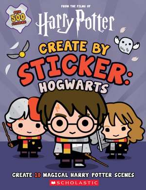 Create by Sticker: Hogwarts imagine