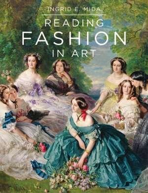 Reading Fashion in Art imagine