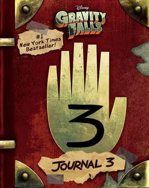 Gravity Falls Journal 3. Special edition de Alex Hirsch