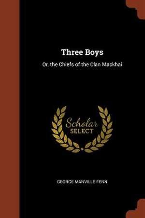 Three Boys de George Manville Fenn