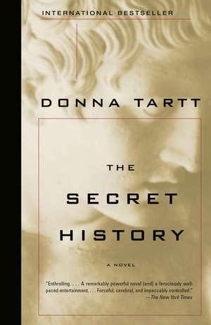 The Secret History de Donna Tartt