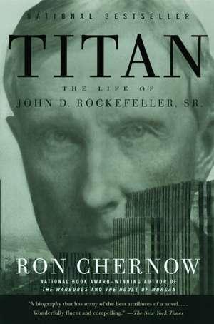 Titan de Ron Chernow