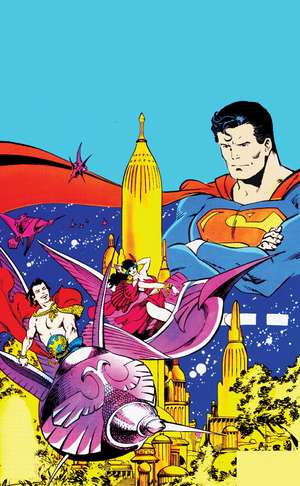 The World of Krypton de John Byrne