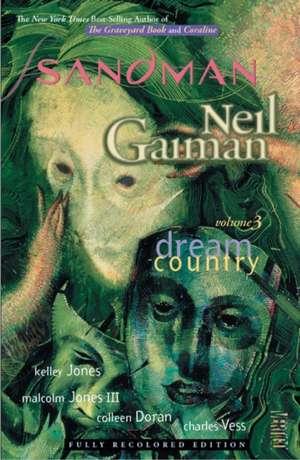 Sandman Dream Country de Neil Gaiman