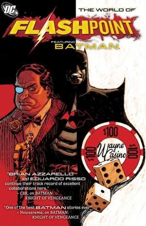 The World of Flashpoint Featuring Batman:  Salvation de J. T. Krul