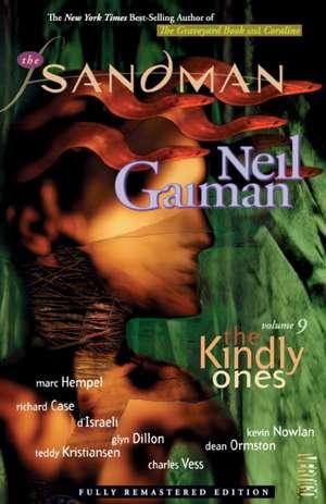 Sandman The Kindly Ones Aftermath de Neil Gaiman